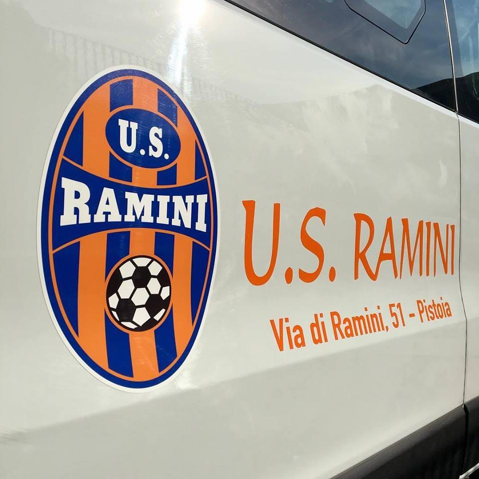 adesivi per veicoli Pistoia - Scuffi Pubblicità - U.S. Rimini
