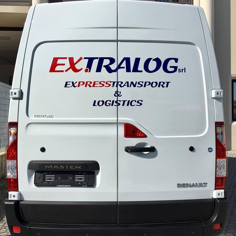 adesivi per veicoli Pistoia - Scuffi Pubblicità - Extralog